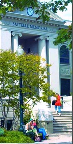 美利堅大學校景。(照片出處�http://www.american.edu/ )