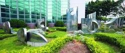 地球村雕塑