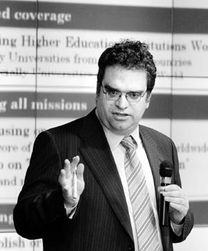 ?窅主講人:西班牙網路計量研究中心網路實驗室執行長Dr. Isidro F. Aguillo