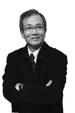 柏騰科技董事長劉啟志靠著廣闊人脈及旺盛的拚勁,將公司推上全球龍頭地位(攝影�吳佳玲)