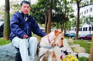 導盲犬Ohara退休 張國瑞:辛苦了!