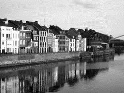 馬斯垂克是荷蘭的古老小城,風光明媚。