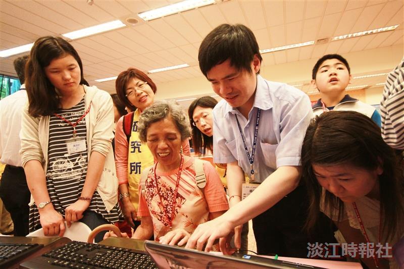 盲用系統新研發 聽打快手助就業