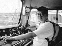 商管聯合AACSB辦公室執行長林谷峻(圖�林谷峻提供)