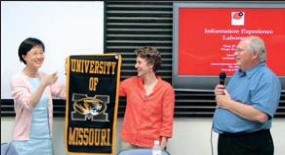 與密蘇里合作 教科系成立IE實驗室大學