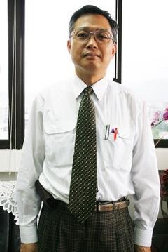 國際事務副校長戴萬欽