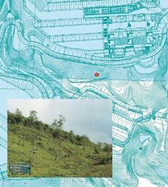 利用蘭陽校園植物GIS管理系統,可以清楚看出植樹位置,便於追蹤管理,右圖所標示紅點,即為創辦人89年親手栽植的山櫻花位置。