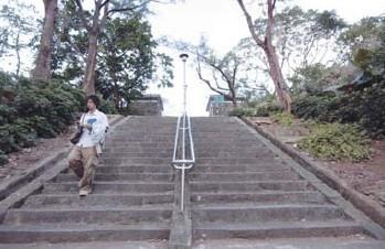 尋訪淡江的故事--克難坡