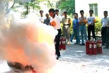 12日學生社團幹部消防講習登場