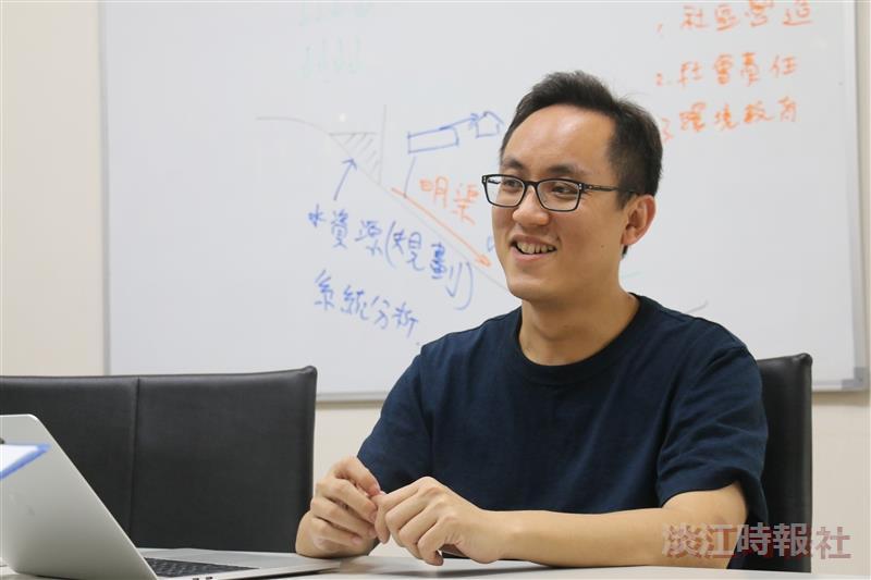 李政賢老師專訪