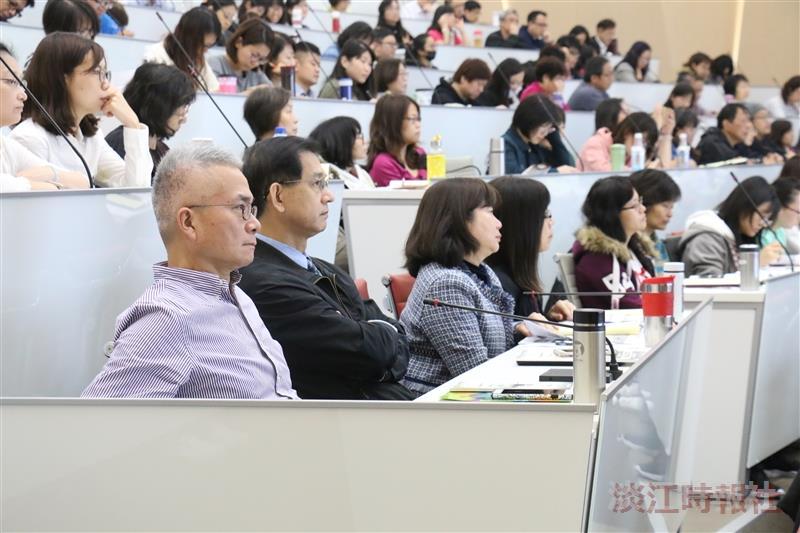 107學年度全面品質管理研習會