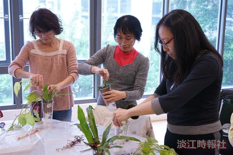 手作盆栽DIY,愛護地球自己來