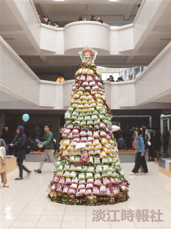 乖乖聖誕樹
