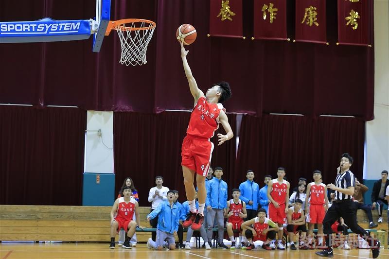 中華民國大專校院108學年度籃球運動聯賽