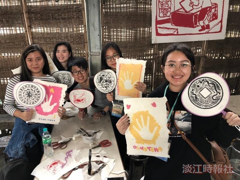 境輔組11/24.11/25境外生文化之旅南投行