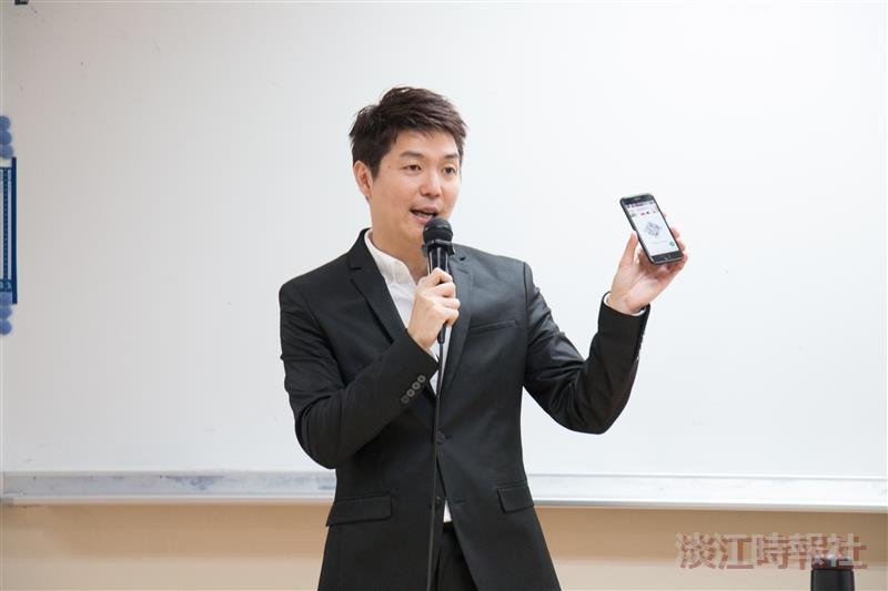 企管系 張瑋倫老師 電子商務課程