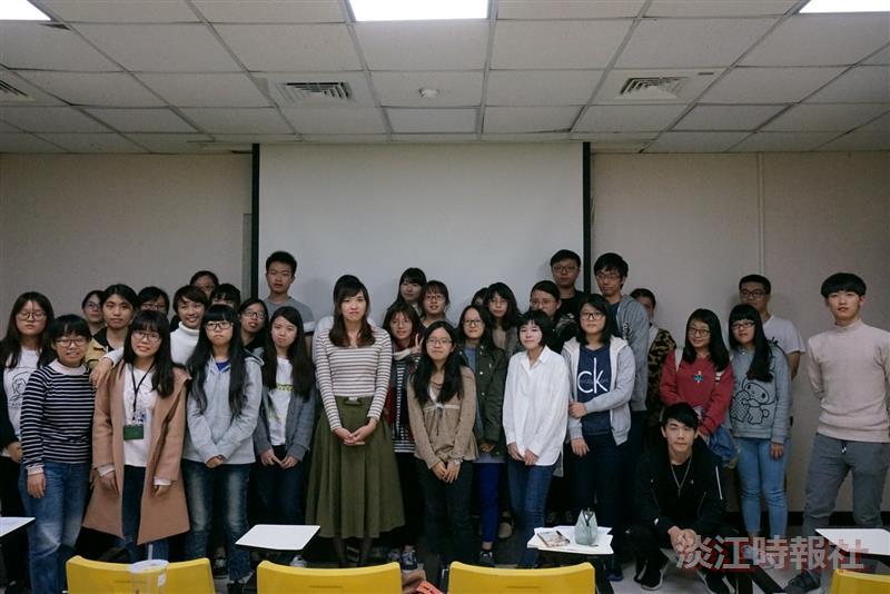 穗茗文學藝術研究社講座《輕小說創作:關於我想成為小說家那件事》