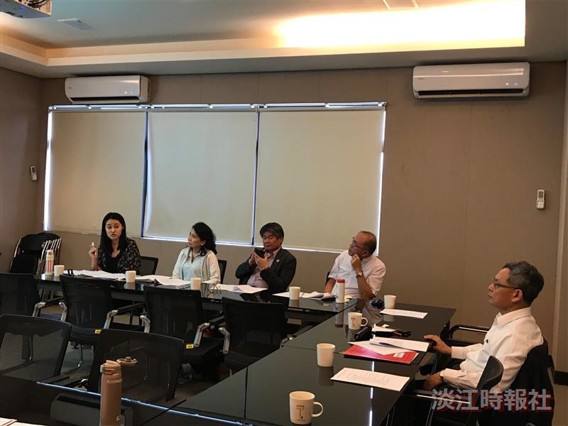 國際事務學院107學年度第1類重點研究補助計畫成果發表會