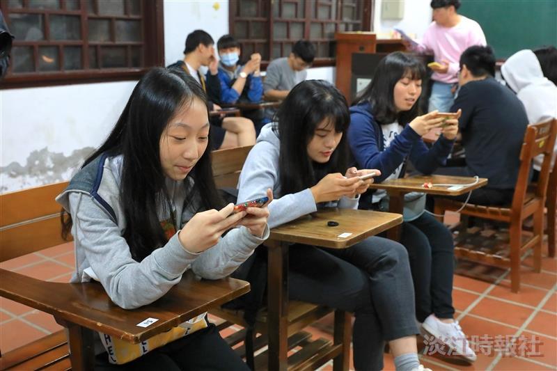 學生會 極速領域校內賽