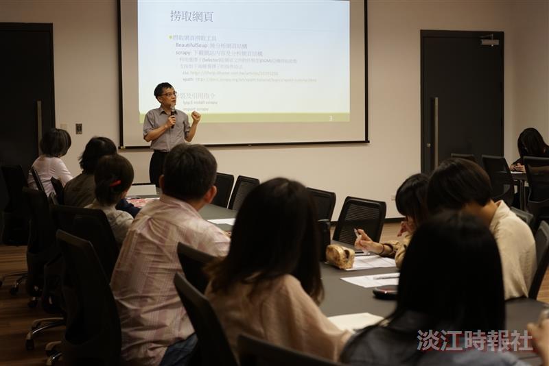 日文系教師成長社群--AI人工智慧輔助外語創新教學