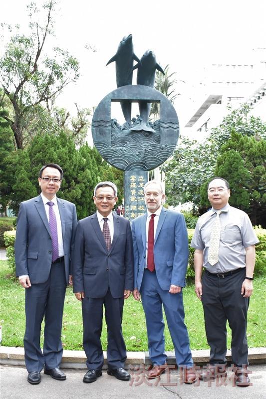 國際學院熊貓講座