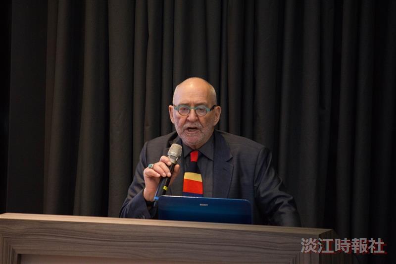 熊貓講座-加拿大約克大學政治學榮譽教授Prof. Daniel DRACHE