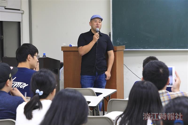 日文系學會 歷史天皇的70個問題講座