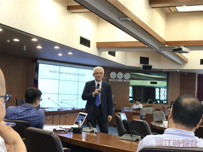 國際事務學院大師演講謝邦昌來校演講