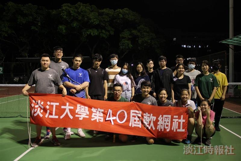 軟網社108-2校內交流賽