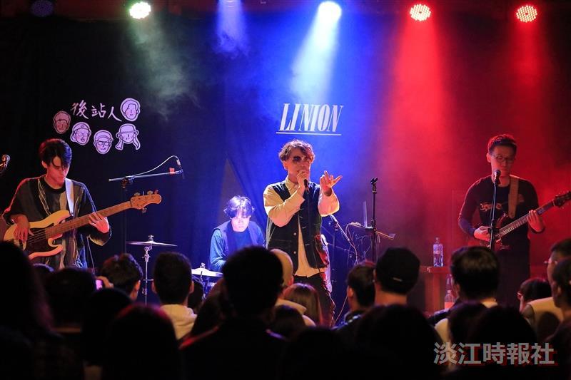 詞創社 覺軒Live House淡江大學獨立音樂推廣