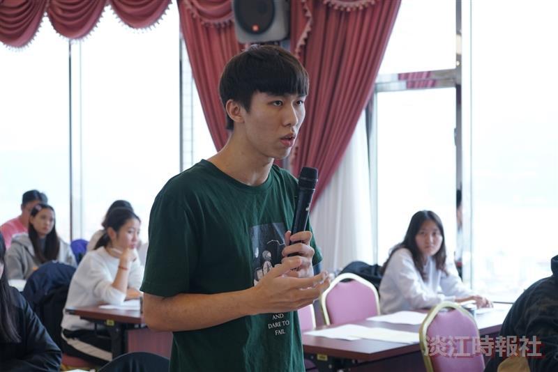 淡江大學班代表座談會