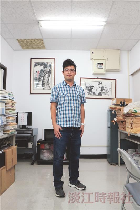 108優秀青年機器人博三賴宥澄