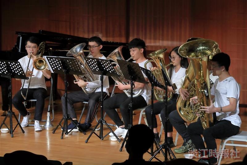 管樂社室內音樂會「頌管吟」期中成發