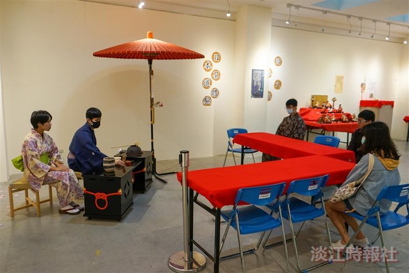 日本文化研究社成果展「令和春日。喫茶趣」