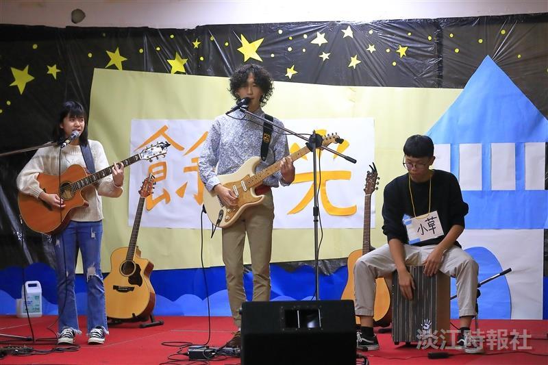 吉他社 學員成果展