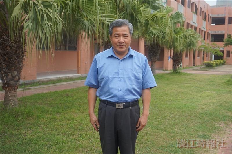 機械系校友盧清沐獲109年師鐸獎