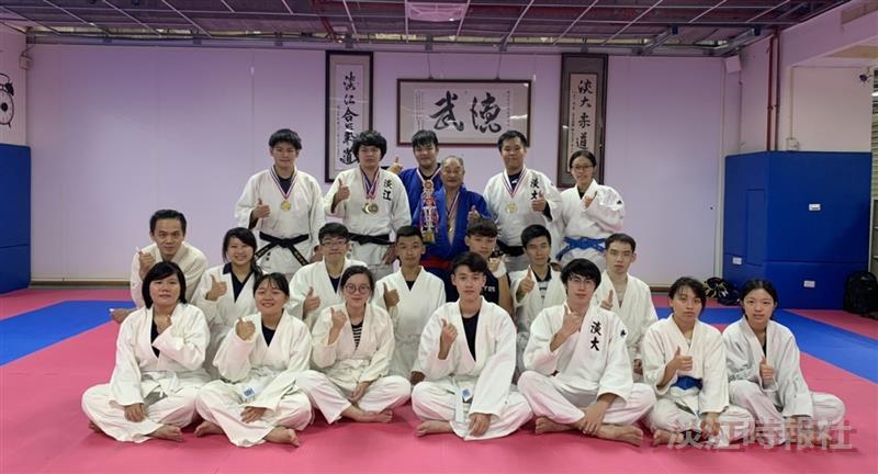 柔道社柔道錦標賽