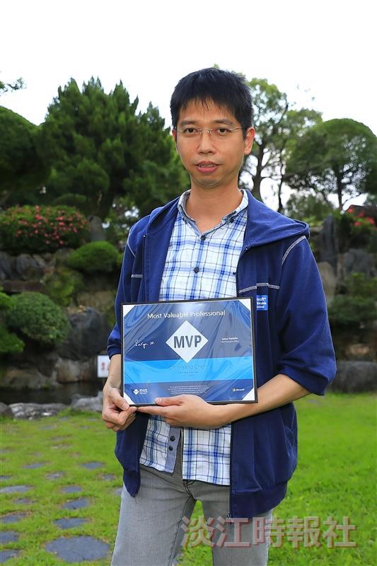【卓爾不群】微軟10年MVP講師資工博士陳智揚