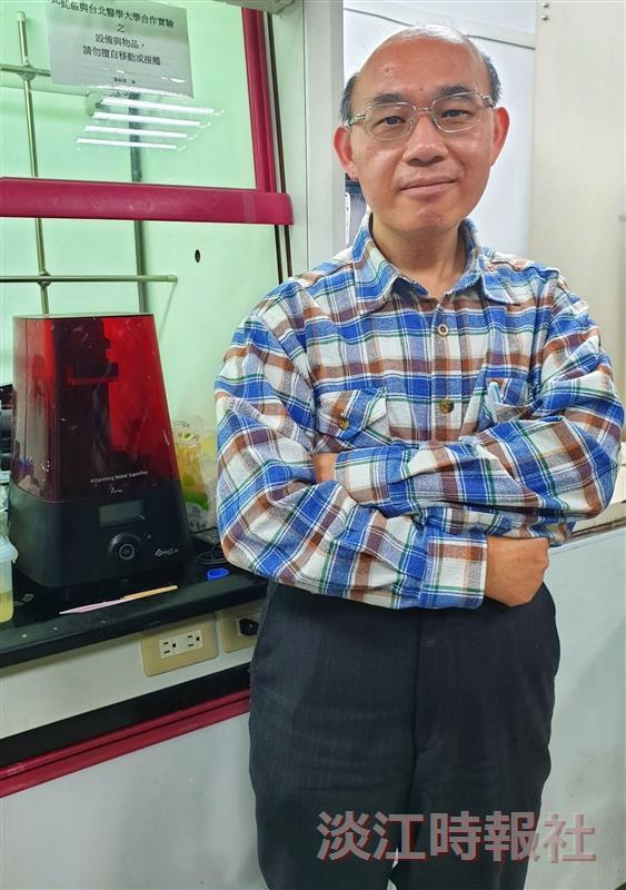 陳銘凱研發微針模具 獲日本及臺灣發明專利