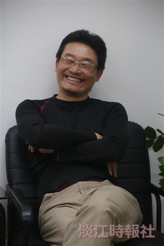 2018機械系傑出校友專訪:陳百州