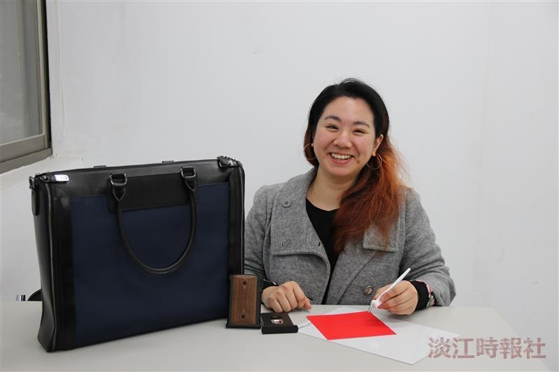 【校園話題人物】歐研碩二趙洵 群眾募資拓展行銷力