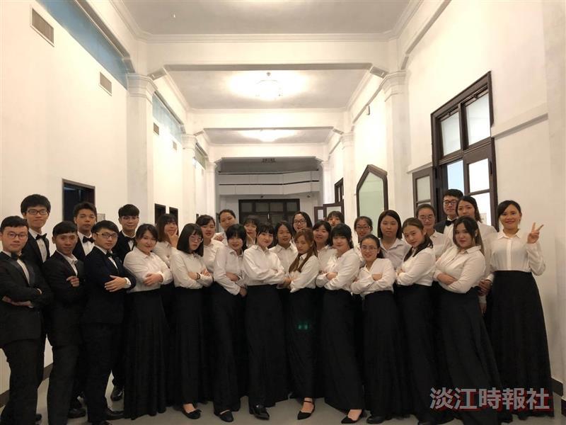 合唱團2/28登上台北市中山堂,協演《大稻埕之春》