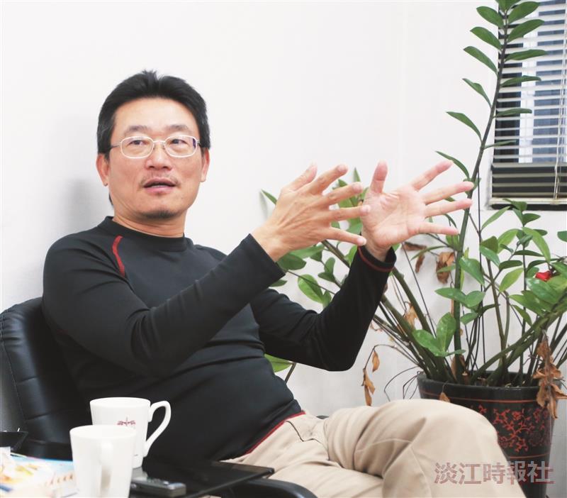 【卓爾不群】機械系傑出校友專訪:陳百州