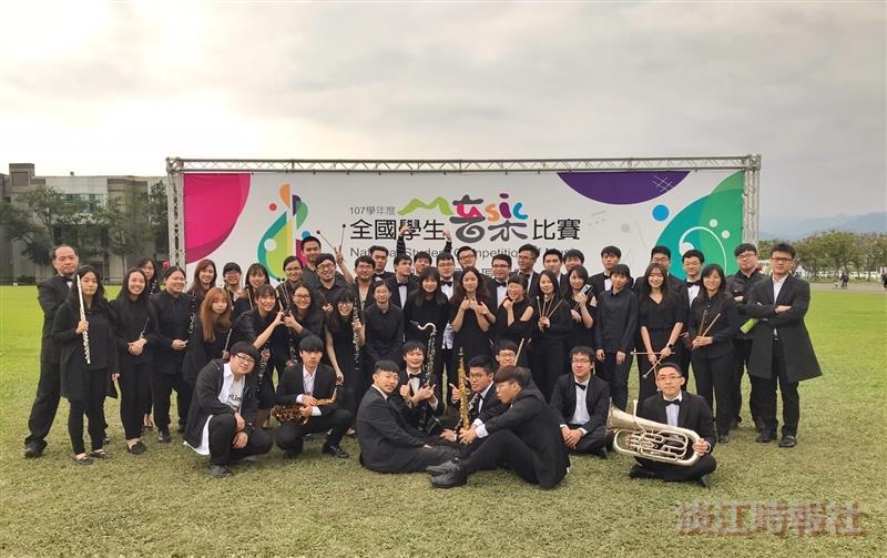 管樂社獲全國音樂比賽特優第三