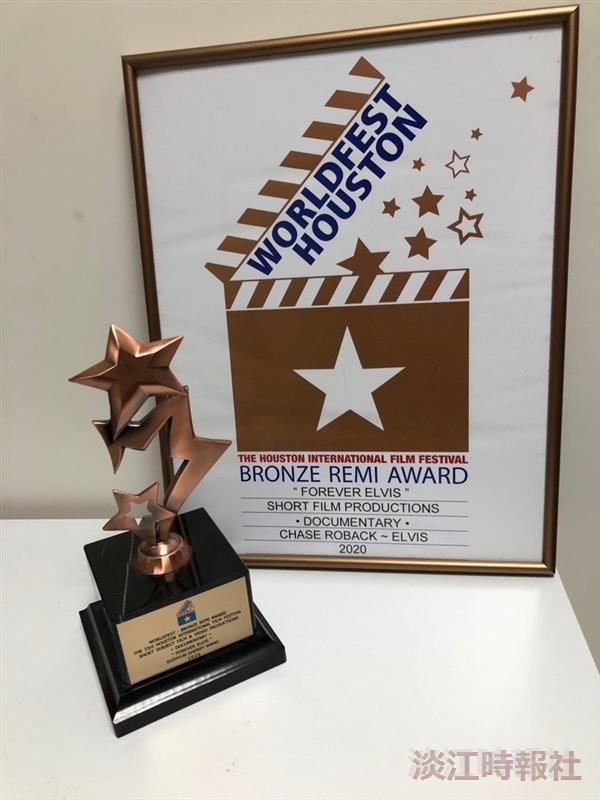 本校3生參與王世昀製播影片,獲得休士頓影展7獎