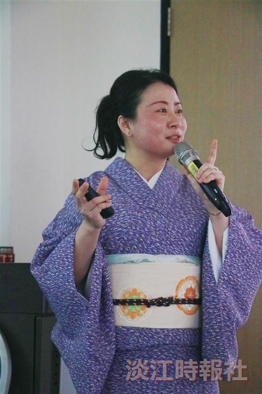 女聯會日本茶道講座