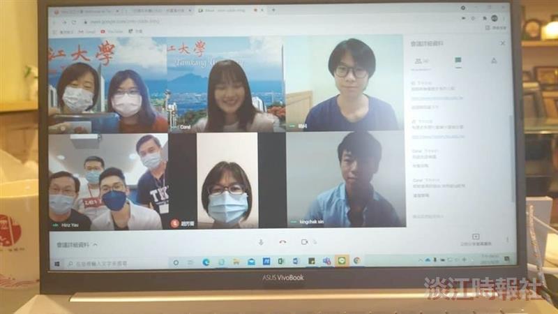 香港校友會神助攻 聯手母校突破疫情跨海招生
