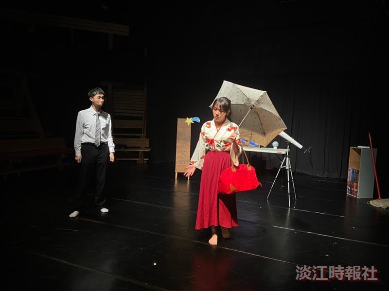 日文系2021年戲劇公演