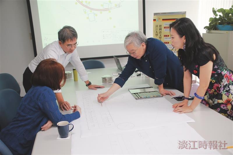 外語學院工作坊 齊心規劃外語特區