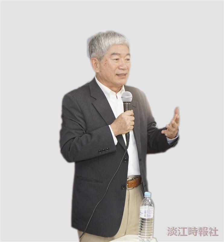 機電系演講成功大學講座教授顏鴻森